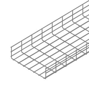 110 x 300mm Wire Mesh Tray 2m