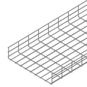 110 x 450mm Wire Mesh Tray 2m