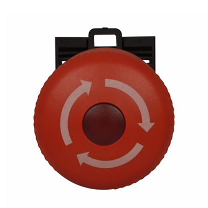 30MM PUSHBUTTON RED