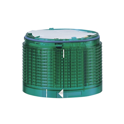 LT TOWER LED LENS GREEN