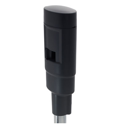 LED TOWER BASE POLE MNT BLACK
