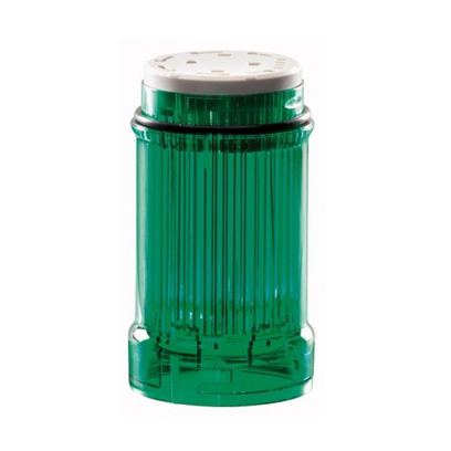 STACKLIGHT LED STEADY, GREEN,