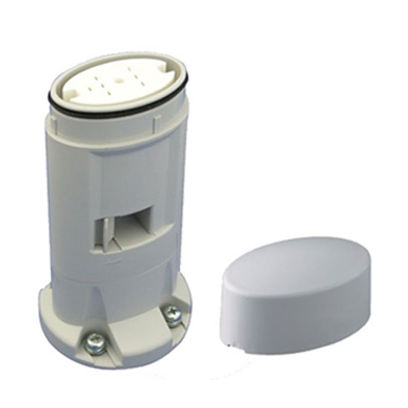 LED TOWER BASE DIR MNT LT GRY
