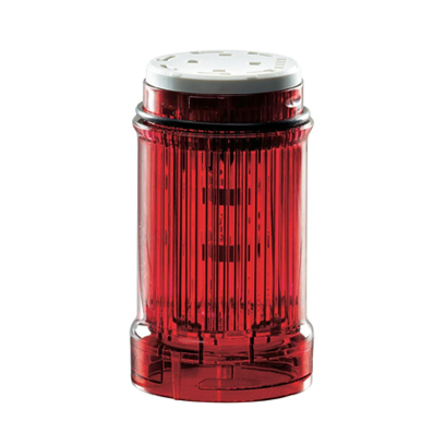 STACKLIGHT LED STEADY, RED, 24