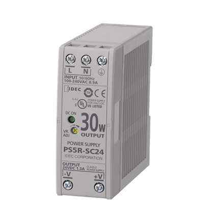 1.3A, 1-Phase, 24 V DC, 30W, PS5R Series