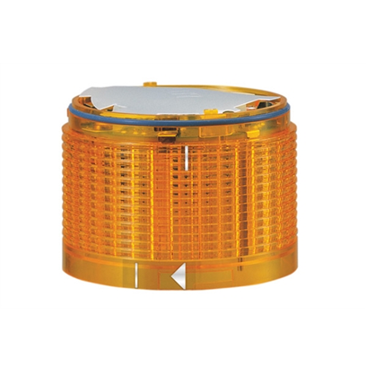 LT TOWER LED LENS AMBER