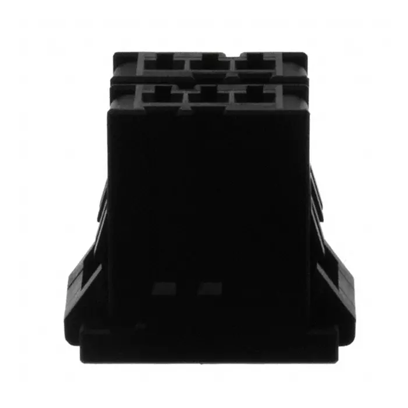6 pos  Connector Housing  Receptacle  D-3100D