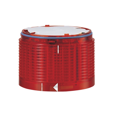 LT TOWER LED LENS RED
