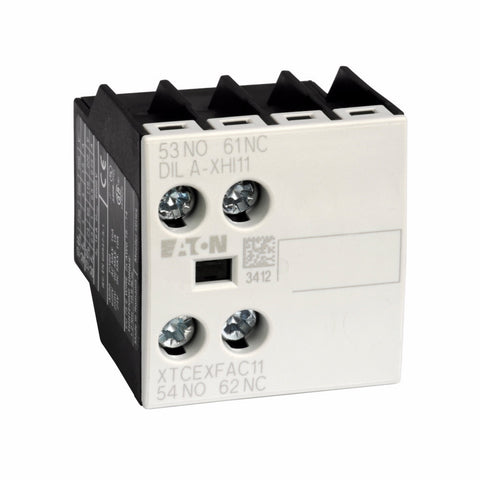 Auxiliary Contact Block,  XT Series Contactors