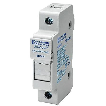 FUSEHOLDER ULTRASAFE 1 POLE