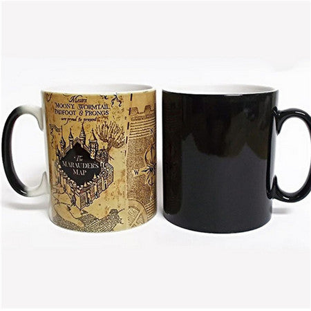 Marauders Map Mug