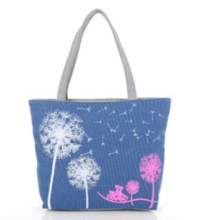 Dandelion Flowers Bag