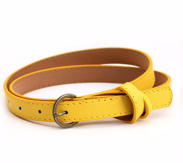 Casual Thin 8 Belt