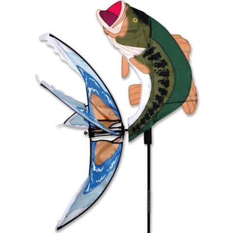 Garden Spinners By Premier Designs find this pin and more on yard spinners Bass Fish Wind Garden Spinner