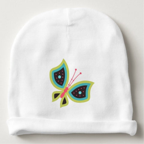 Beanie, Baby, Butterfly Design - Blushing Willow Design Co.