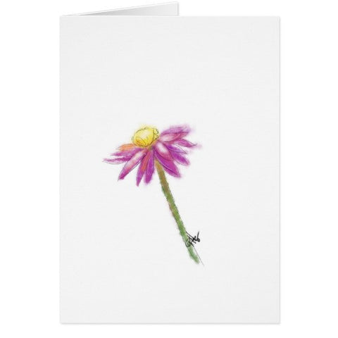 Notecards, Pink Daisy Design - Blushing Willow Design Co.