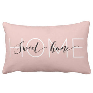 Pillow, Home Sweet Home Design - Blushing Willow Design Co.