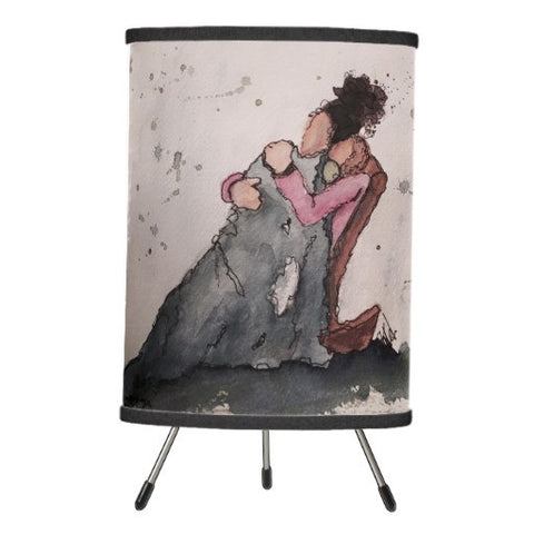 Lamp,  Snuggles Watercolor Design - Blushing Willow Design Co.