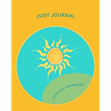 Just Journal Sunshine Book - Blushing Willow Design Co.