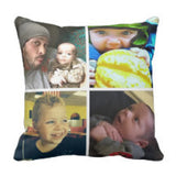 Pillow, Personalized With Photos - Blushing Willow Design Co.