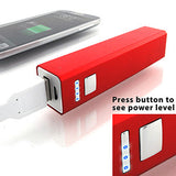 2400mAh Power Bank with Capacitor Indicator Light