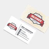 16pt Business Cards, Full Color