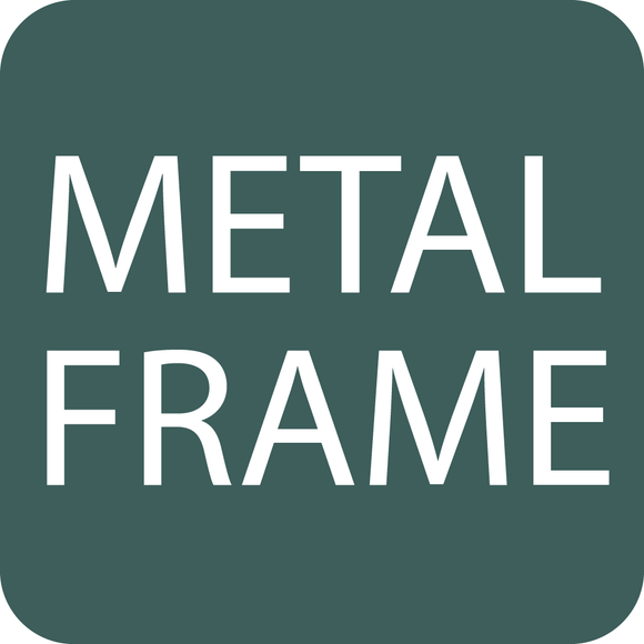 metal frame for yard sign