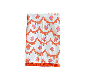 Santos Tea Towel - Pink
