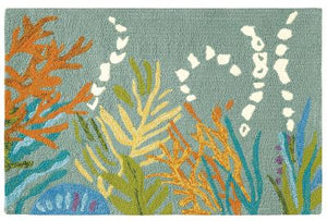 Under the Sea 2x3 Welcome Mat