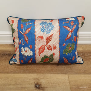 Botanical Lumbar Throw Pillow