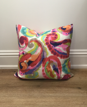 Viva Fuchsia Decorative Pillow