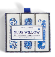 Blue Willow 30pc Bandage in Gift Box