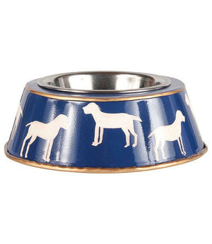 Pet Bowl - Westminster Navy