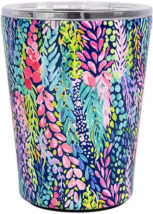 Wisteria waves Coffee Tumbler