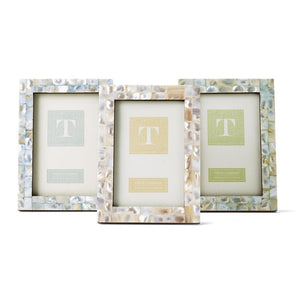 Mother of Pearl 4x6 Frame