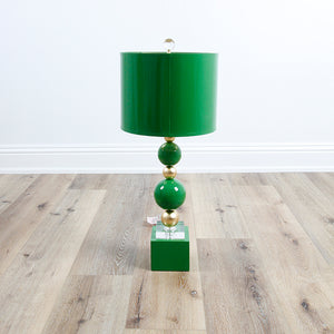 Sheridan Table Lamp - Kelly Green