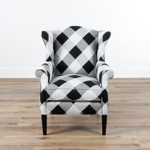 Bradford Wing Back Chair