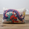 Colorful Dragon Decorative Lumbar Throw Pillow