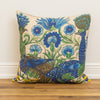 Peacocks Decorative Accent Throw Pillow