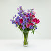 Diane James Large Sweet Pea Bouquet