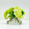 Diane James Large Hydrangea and Calla Lily Bouquet
