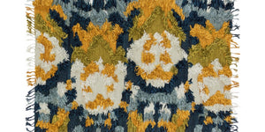 Fable Rug - Marine and Gold