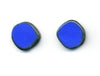 Stephanie Wolf Full Circle Small Stud Earrings - Periwinkle