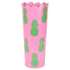 Umbrella Stand - Pineapple Pink