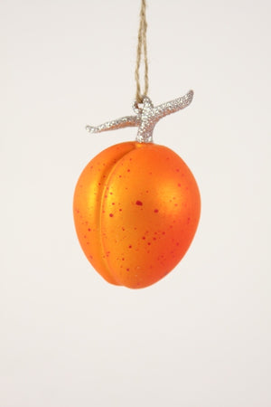Orchard Apricot Ornament