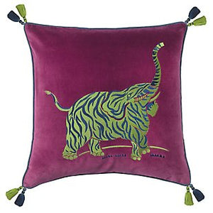Indira Pillow 22x22 Multi