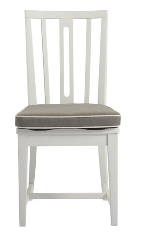 White dining chair -In Store Only