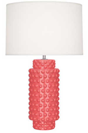 Melon Textured Table Lamp