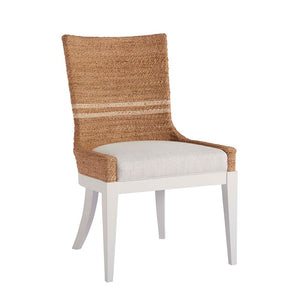 Abaca Back Dining Chair In Store Only