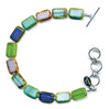 Stephanie Wolf 1-Strand Bracelet - Watercolor Mix